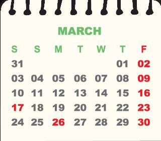 DIU Academic Calendar