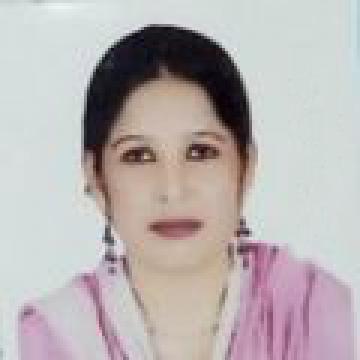 Jhorna Begum