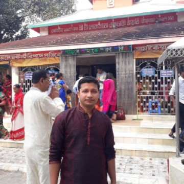 Chiranjit Kumar Mistrey
